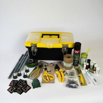 Tool Box (with Tools)