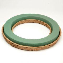 OASIS® Ideal Floral Foam Maxlife Biolit Ring - 44cm (Pack of 2)