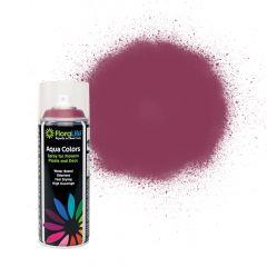 FloraLife® Aqua Colors Wine Red Spray Paint 400ml