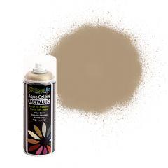 FloraLife® Aqua Colors Metallic Old Gold Spray Paint 400ml