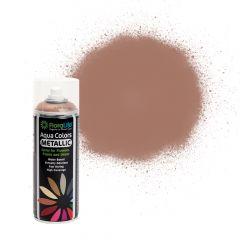 FloraLife® Aqua Colors Metallic Dark Copper Spray Paint 400ml