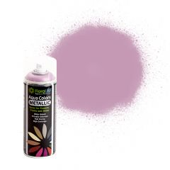 FloraLife® Aqua Colors Metallic Pink Spray Paint 400ml
