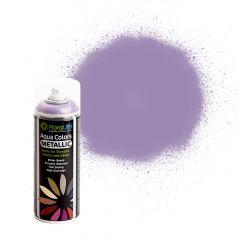 FloraLife® Aqua Colors Metallic Purple Spray Paint 400ml