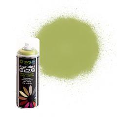 FloraLife® Aqua Colors Metallic Green Spray Paint 400ml