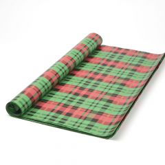 Presently Plaid Pattern Tissue Paper Sheets (Pack of 48)