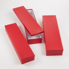 Regency Red Flower Box (Set of 3)
