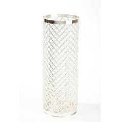 Crystal Column - Silver - 75cm