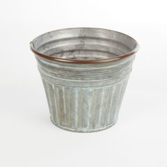 Mia Tin Lined Pot - 12cm