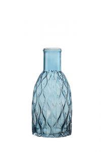 Aral Bottle Vase - Blue - 30.5cm