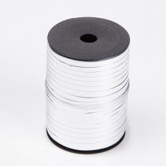 Curling Ribbon - Metallic Silver - 5mm x 250m