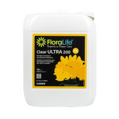 Floralife® Clear ULTRA 200 Storage & Transportation Concentrated Treatment 10L